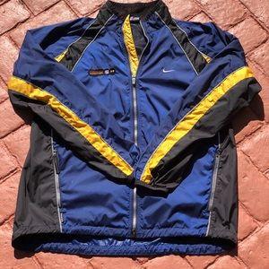 1999 Honolulu Marathon Vintage Nike Jacket Men's L